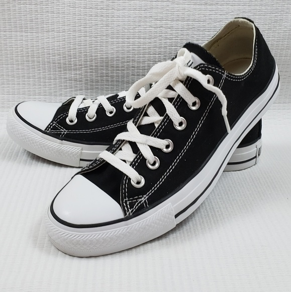 7360c0d811f2d9 Converse Shoes - All star Black converse sneaker shoes size 10